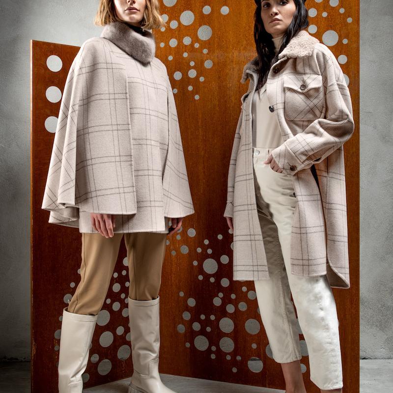 cachemire coats L933 - L937