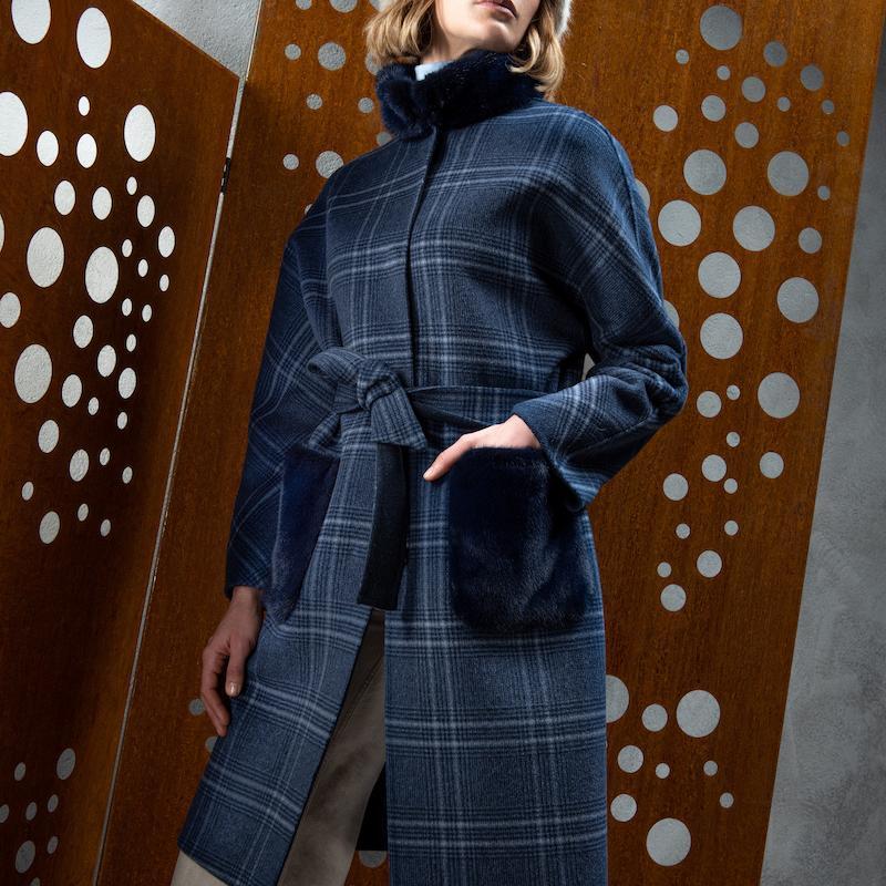 cachemire double coat L903