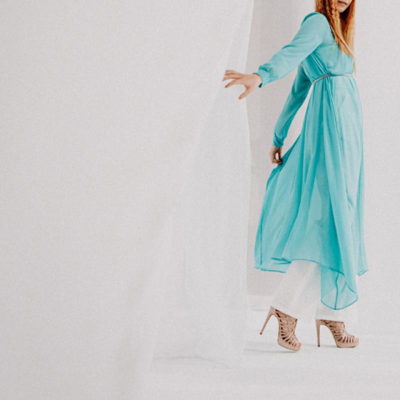 LIMPET SHELL DRESS
